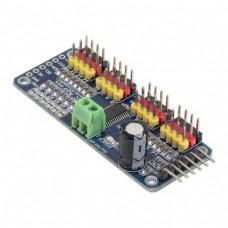 16-и канальный ШИМ контроллер на PCA9685