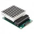 Модуль LED-матрицы