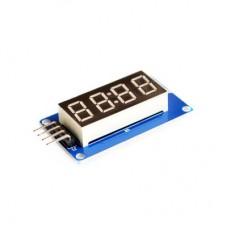 Модуль часового LED дисплея