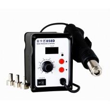 Цифровой паяльный фен 858D