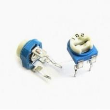 Набор подстроечных резисторов 100ом - 1МОм