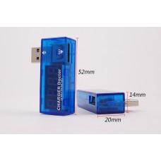 USB вольтметр + амперметр