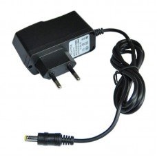 Сетевой адаптер 9 Вольт 1 Ампер Разъем 5.5x2.5мм