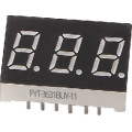 KEM-2831AG Led индикатор 0.28