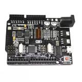 Контроллер ATmega328 + WiFi ESP8266 (micro usb)