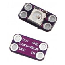 Светодиодный модуль с контроллером WS2812 ТИП3