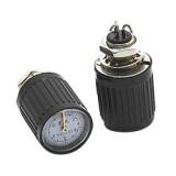 WXD2-53 1 КОм Многооборотный переменный резистор с указателем
