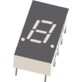 KEM-3012BR Led индикатор 0.3