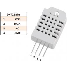 DHT-22 (AM2302) Датчик температуры и влажности