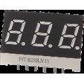 KEM-2831AR Led индикатор 0.28
