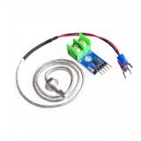 Термопара + модуль АЦП термопары на MAX6675