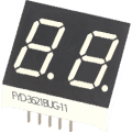 KEM-2821AR Led индикатор 0.28